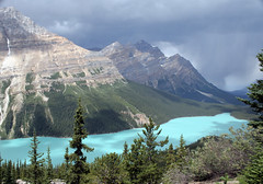Lake Peyto - by ahisgett