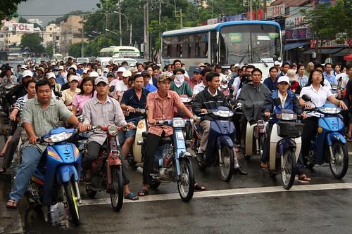 Traffic, Ho Chi Minh