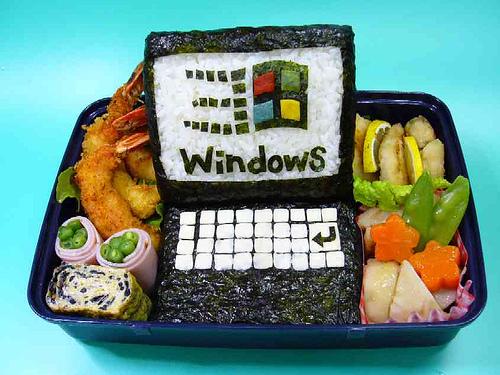 Windows bento