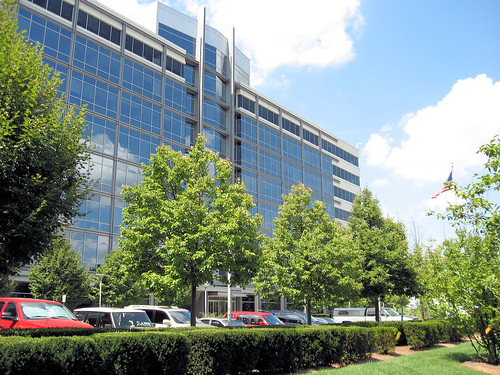 McLean Virginia Northrop Grumman Office Building