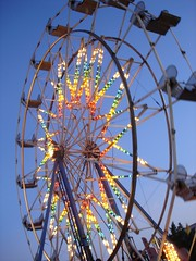 Farris Wheel Image by merfam via Flickr