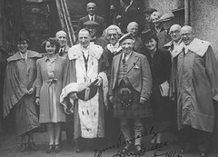 North Berwick Civic Reception for Sir Harry Lauder - by east_lothian_museums