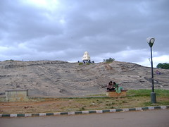 Kempegowda Tower (hosaemail) Tags: tower bangalore lalbagh kempegowda