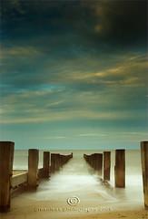 Norfolk evening (greenlees_photography) Tags: sunset norfolk groyne