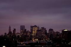 NYC Skyline (pmarella) Tags: new city nyc newyorkcity morning sky urban usa mist newyork color building rain fog skyline clouds dark landscape lights newjersey jerseycity cityscape minolta manhattan nj whatever viewlarge citybelt riverviewpkproductions