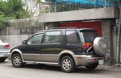 Hyundai Santamo Plus (rvandermaar) Tags: hyundai santamo plus hyundaisantamo mitsubishi chariot space wagon spacewagon mitsubishichariot mitsubishispacewagon