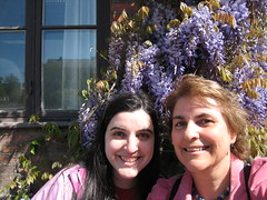 Maman et moi à l'université