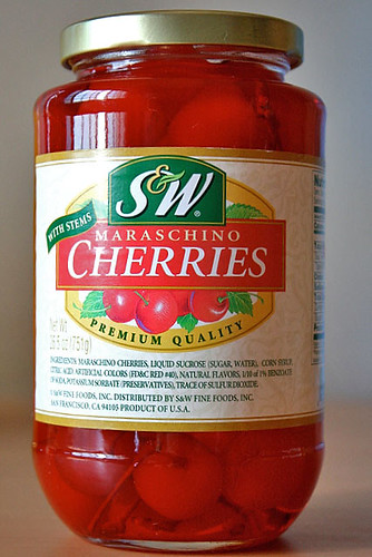 Yummiest maraschino cherries!