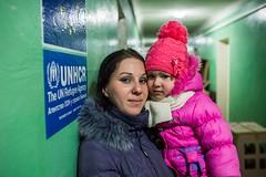 """ "" (UN in Ukraine) Tags: children women europe ukraine easterneurope visibility displaced idps"