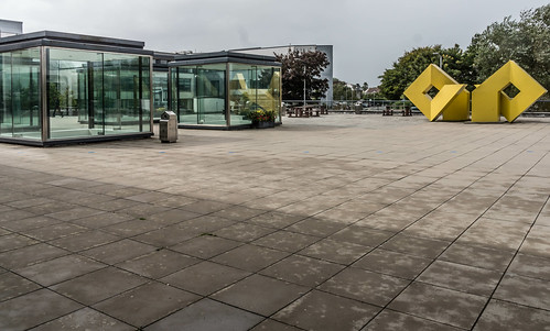 A VISIT TO GALWAY UNIVERSITY CAMPUS [GALWAY YELLOW BY BRIAN KING] REF-107215
