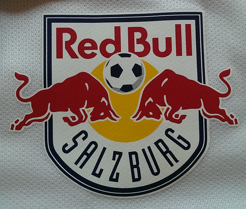 FC Red Bull Salzburg match worn shirt 2014/15 Christoph Leitgeb vs. SK Sturm Graz (15.03.2015)