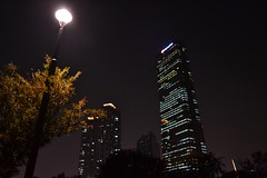 Building 63 on Yeouido Island (eaglelam89) Tags: travel asia korea seoul