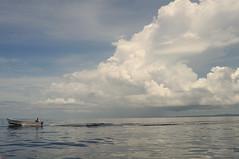 Just a cloud (๑۩๑ V ๑۩๑) Tags: ocean sea sky cloud beach nature sumatra indonesia island asia southeastasia outdoor aceh indonesie sumatera singkil banyak indonézia tailana