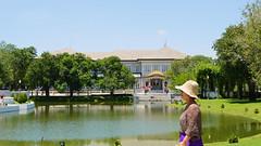 Bang Pa-In (Marie - Laure) Tags: travel thailand palais bangpain