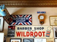 Wildroot? (e r j k . a m e r j k a) Tags: signs pittsburgh pennsylvania explore barbershop brookline allegheny wildroot erjkprunczyk
