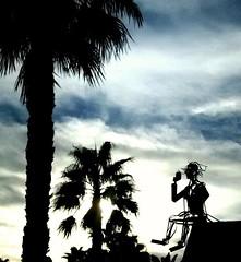 Summer days/das de verano (belnsm) Tags: sunset verano paseos cartagena contraluz