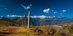 Andes over Inca's Sacred Valley (Radimek) Tags: travel peru southamerica inca adventure andes sacredvalley moray muray urubambavalley