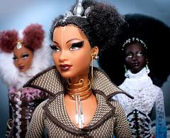 African Original (FashionDragon) Tags: black barbie africanamerican fashiondoll tano designerdoll blackdoll jasonwu nne fashionroyalty bobmackie mbili integritytoys byronlars stephenburrows