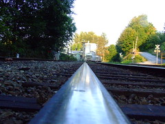 Bby-Ft_of_CaribooRd0014 (~ Blu ~) Tags: track blu railway burnaby