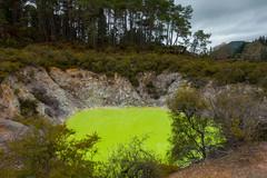 Devil's Bath (arthurhs) Tags: newzealand rotorua geothermal waiotapu thermalwonderland devilsbath