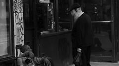 Culture (carolynrea) Tags: newyorkcity blackandwhite newyork photography graffiti lowereastside streetphotography peoplephotography buildingphotography