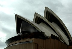Singing to the Sky  (James Q Chang) Tags: sydney australia operahouse lansscape