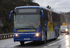 54048 - SP08 FPG (Cammies Transport Photography) Tags: road bridge bus volvo coach edinburgh fife north forth to heading panther stagecoach queensferry a90 in plaxton fpg megabuscom x61 sp08 54048 sp08fpg
