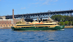 Collaroy departing (PhillMono) Tags: voyage new reflection ferry wales nikon crossing harbour south manly sydney australia class dslr departure freshwater collaroy d7100