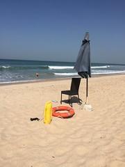 A day at the beach (The Gambia) (Tjeerd) Tags: africa westafrica baywatch thegambia nolifeguardonduty bijilo