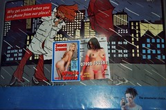 (barbieri simone) Tags: london telephone expiredfilm analog film filmisnotdead 35mm simonebarbieri archive canonprimazoom90u 2008