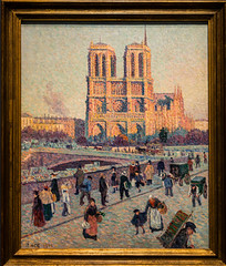 4Y1A6079 (Ninara) Tags: paris france art painting peinture notredame musedorsay quaisaintmichel orsaymuseum maximilienluce