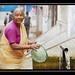 Kolkata - Washing the dishes