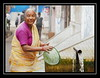 Kolkata - Washing the dishes (sharko333) Tags: travel voyage reise street india indien westbengalen kalkutta kolkata কলকাতা asia asie asien people portrait woman olympus em1