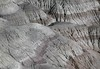 Badlands Erosion in Chinle Formation (Ron Wolf) Tags: bluemesamember chinleformation earthscience geology geomorphology mesozoic nationalpark petrifiedforestnationalpark petrology triassic badlands erosion landscape mudstone nature siltstone arizona