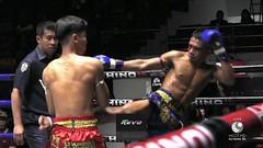 ศึกมวยไทยลุมพินี TKO นพรัตน์ ควายทองยิม VS ปัญญาวุฒิ เกียรติเจริญชัย 24/12/59 Lumpinee Muaythai HD - YouTube