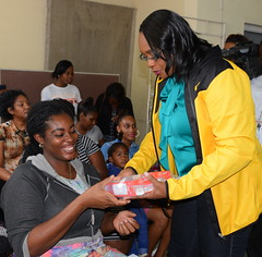 Milk for Pregnant Women in East Rural St. Andrew