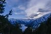 Winterhauch (dretschi) Tags: achensee winter tirol schnee berge himmel wolken frost kalt