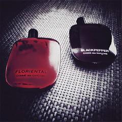 THE GOOD SMELL (VINCENT MOYASHI) Tags: perfume parfüm duft smell indoor light lightning blackpepper luxury art arte focus black red blackandred