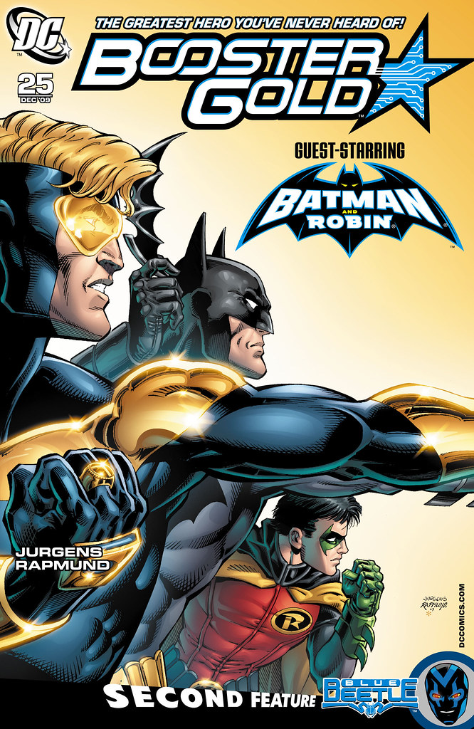 Booster Gold (2007) #25