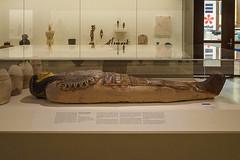 Egyptian Mummy, c. 330 BC (Joey Hinton) Tags: olympus omd em1 cincinnati art museum mft m43 microfourthirds 1240mm f28 egyptian mummy
