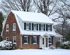 Snow Abode (pjpink) Tags: house building snow snowcovered snowy snowing rvasnow rvasnow2017 northside rva richmond virginia january 2017 winter pjpink