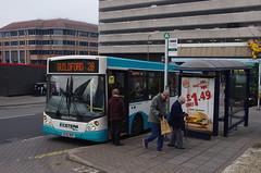 IMGP6905 (Steve Guess) Tags: woking surrey bus england gb uk ae56mdo excetera buses j14 evolution