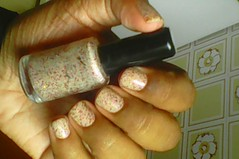 Exotic Dance - Penélope Luz (ACRibeiro) Tags: penélope luz 2016 indie nail polish nude glitter bege