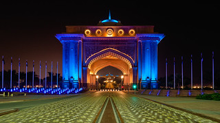 Abu Dhabi Nights - Emirates Palace