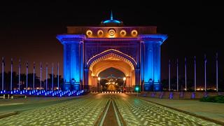 Abu Dhabi Nights - Emirates Palace
