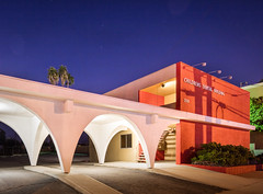 childrens dental building (Chimay Bleue) Tags: new formalism childrens dental building covina architecture arches