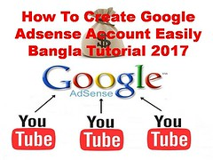 How To Create Google Adsense Account Easily Bangla Tutorial 2017 (rhz.tutorials) Tags: youtube seo for video services software videos what is keyword research tool channel