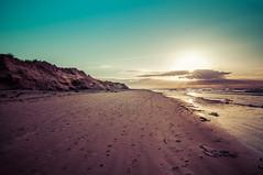 Another Place (mynameisblank!) Tags: nikon nikond300s lancashire england beach winter sand water sea seaside sun clouds outside cloudsstormssunsetssunrises beautifulbeaches nikond3oos travel alwaysmoving lightroom editedinlightroom outdoors