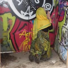 DSC02478 (Moodycamera Photography) Tags: topw2017rs garfitialley toronto ontario squareformat rx100 sony minimalist portrait photowalk queenstreet garfitti wallart