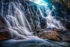 Light and waterfall (joana dueñas) Tags: waterfall spain catalunya catalonia water valldaran lleida white joanadueñas photofeeling
